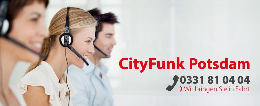 Taxi-Ruf Gmbh City-Funk Potsdam