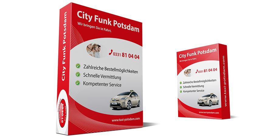 City Funk Potsdam 0331 81 04 04, Infos für Taxiunternehmer und -fahrer
